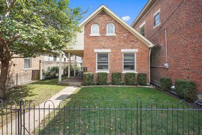Columbus Single Family Home For Sale: 792 S 3rd Street