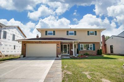 Columbus Single Family Home For Sale: 2177 Maplewood Drive