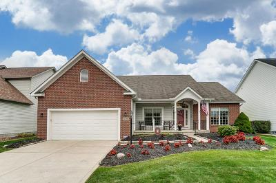 Hilliard Single Family Home For Sale: 3015 Bohlen Drive