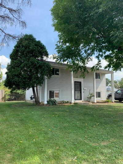 Columbus Single Family Home For Sale: 3184 Weirton Drive