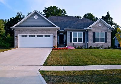 Union County Single Family Home For Sale: 1221 Saint Andrews Drive