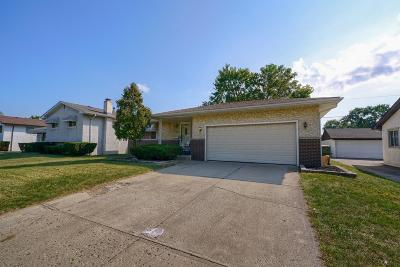 Columbus Single Family Home For Sale: 916 Brixham Road
