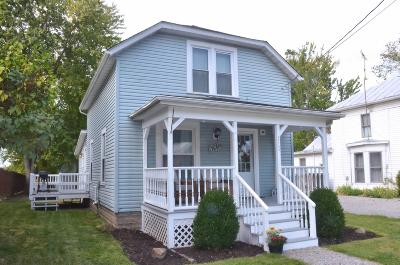 Union County Single Family Home For Sale: 21743 Oh-347