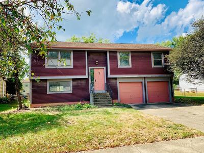 Gahanna Single Family Home For Sale: 863 Quitman Drive W