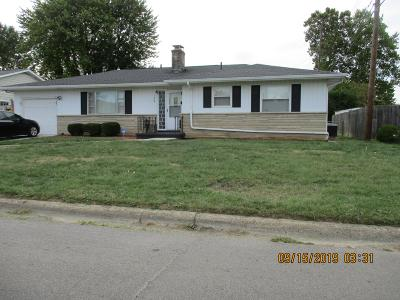 Columbus Single Family Home For Sale: 1067 Bronwyn Avenue