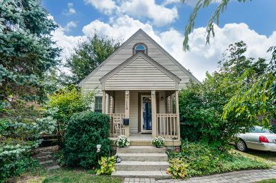 Gahanna Single Family Home For Sale: 119 North Street