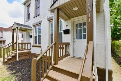 Columbus Single Family Home For Sale: 1011 E Rich Street