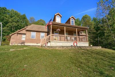 Single Family Home For Sale: 13211 Middlefork Road