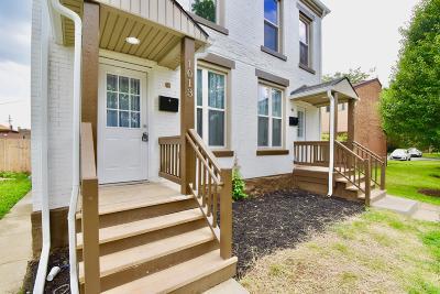 Columbus Single Family Home For Sale: 1013 E Rich Street