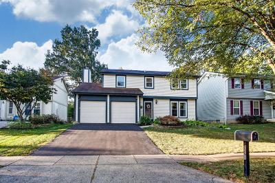 Powell Single Family Home For Sale: 2291 Benning Drive