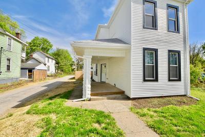 Columbus Single Family Home For Sale: 1592 E Rich Street