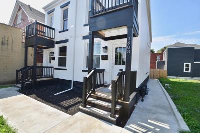 Columbus Single Family Home For Sale: 1683 E Main Street