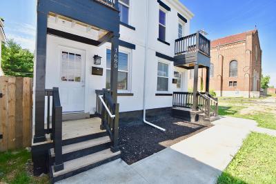 Columbus Single Family Home For Sale: 1685 E Main Street #85