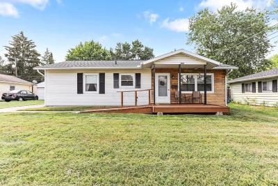 Reynoldsburg Single Family Home For Sale: 995 Sunview Road