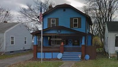 Columbus Single Family Home For Sale: 1327 Briarwood Avenue