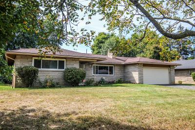Columbus Single Family Home For Sale: 2635 Schaaf Drive