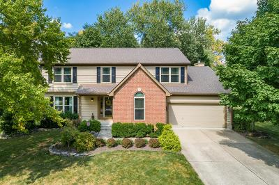 Columbus Single Family Home For Sale: 148 Academy Woods Drive