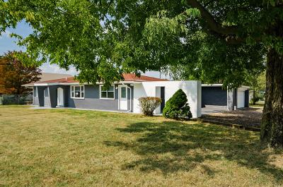 Columbus Single Family Home For Sale: 520 Williams Road