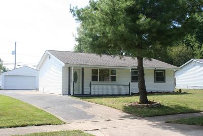 Columbus Single Family Home For Sale: 5249 Zimmer Drive