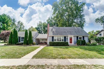 Reynoldsburg Single Family Home For Sale: 7585 Burkey Drive