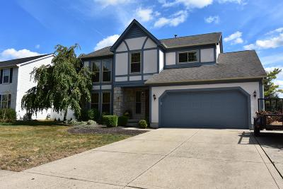 Grove City Single Family Home For Sale: 3414 Parkbrook Drive