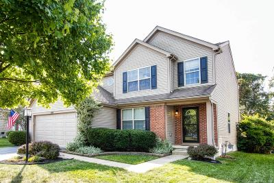 Blacklick Single Family Home For Sale: 7879 Black Willow Drive