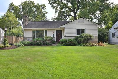 Columbus Single Family Home For Sale: 2023 Kentwell Road