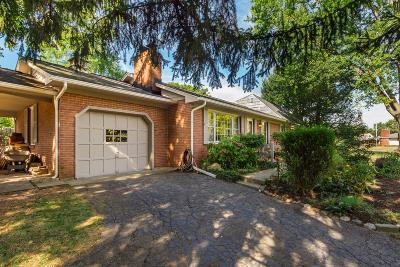 Columbus Single Family Home For Sale: 1371 Bryson Road
