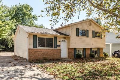 Columbus Single Family Home For Sale: 2668 Dellworth Street