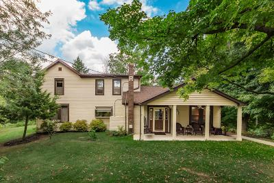 Canal Winchester Single Family Home For Sale: 4620 Sitterley Road NW