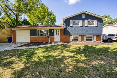 Columbus Single Family Home For Sale: 4922 Labelle Drive