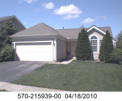 Columbus Single Family Home For Sale: 1608 Bendelow Drive