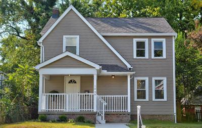 Columbus Single Family Home For Sale: 1049 Kelton Avenue