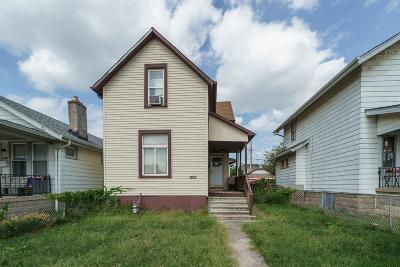 Columbus Single Family Home For Sale: 1042 Bellows Avenue