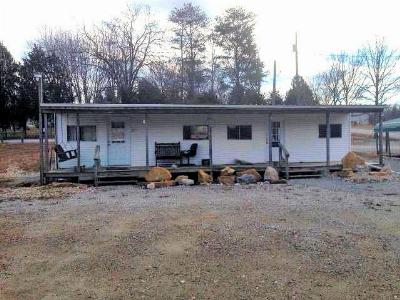 Adams County, Brown County, Clinton County, Highland County Single Family Home For Sale: 4768 Chapparal Road