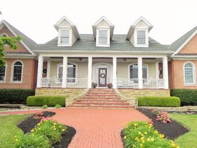 Single Family Home For Sale: 5330 Millikin Road