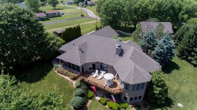 Brown County Single Family Home For Sale: 548 Waynoka Drive