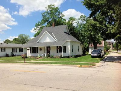 Dillsboro Single Family Home For Sale: 12767 North Street