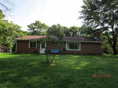 Bratton Twp OH Single Family Home For Sale: $96,000