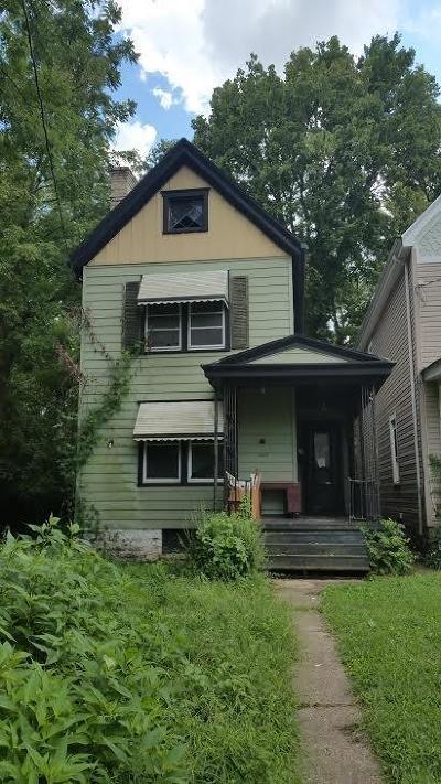Cincinnati Single Family Home For Sale: 1869 Kinney Avenue