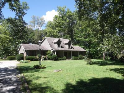 Warren County Single Family Home For Sale: 6831 Achterman Road