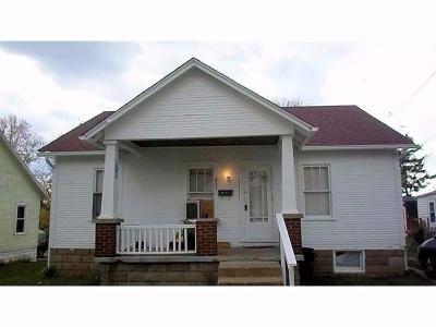 West Union OH Single Family Home For Sale: $55,000