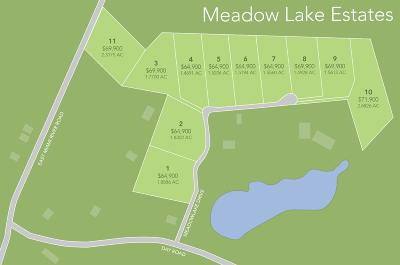 Colerain Twp Residential Lots & Land For Sale: 10747 Meadow Lake Drive