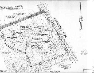 Residential Lots & Land For Sale: 2655 Rittenhouse Road #Lot 5