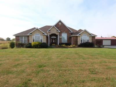 Highland County Single Family Home For Sale: 10485 Chestnut Road