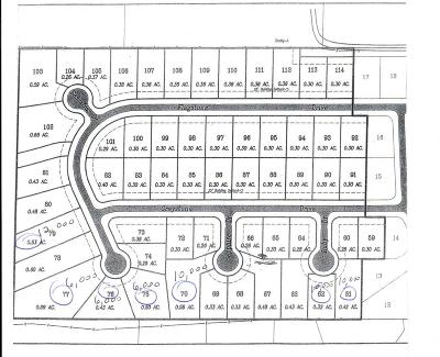 West Harrison Residential Lots & Land For Sale: 76 Flagstone Drive