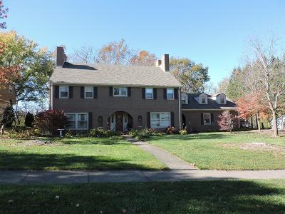 Middletown Single Family Home For Sale: 2108 Tullis Drive