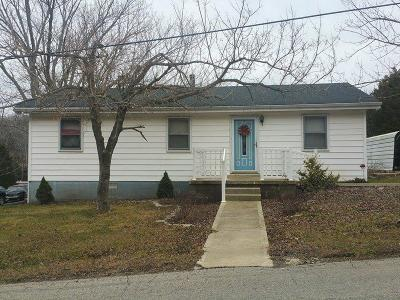 Tiffin Twp OH Single Family Home For Sale: $64,000