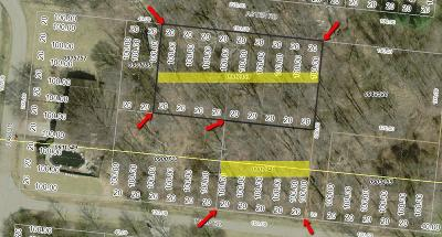 Residential Lots & Land For Sale: Tulip Drive