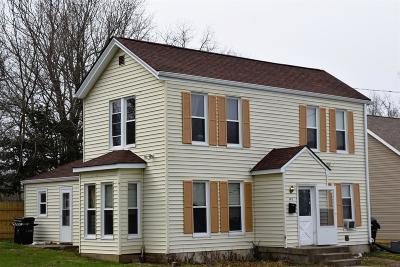 Butler County Single Family Home For Sale: 302 North Main Street